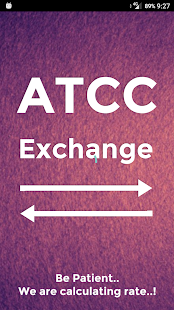 ATCC Coin - Exchange Rate - náhled