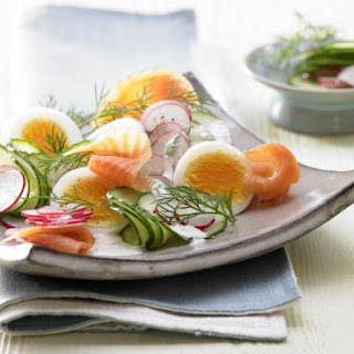 Smoked Salmon Salad Low Fat Recipes