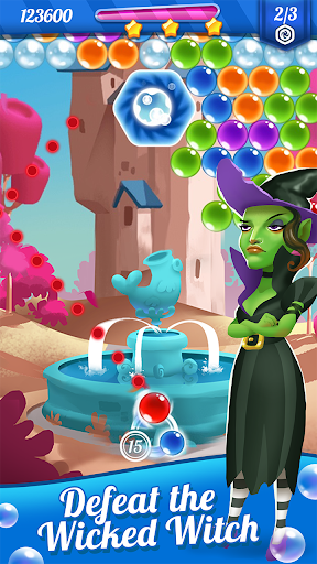 Bubble Shooter Magic of Oz screenshots 12