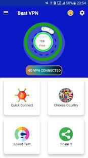 App Best VPN - Free & Fast VPN Service APK for Windows Phone