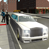 Limo Parking Simulator 3D