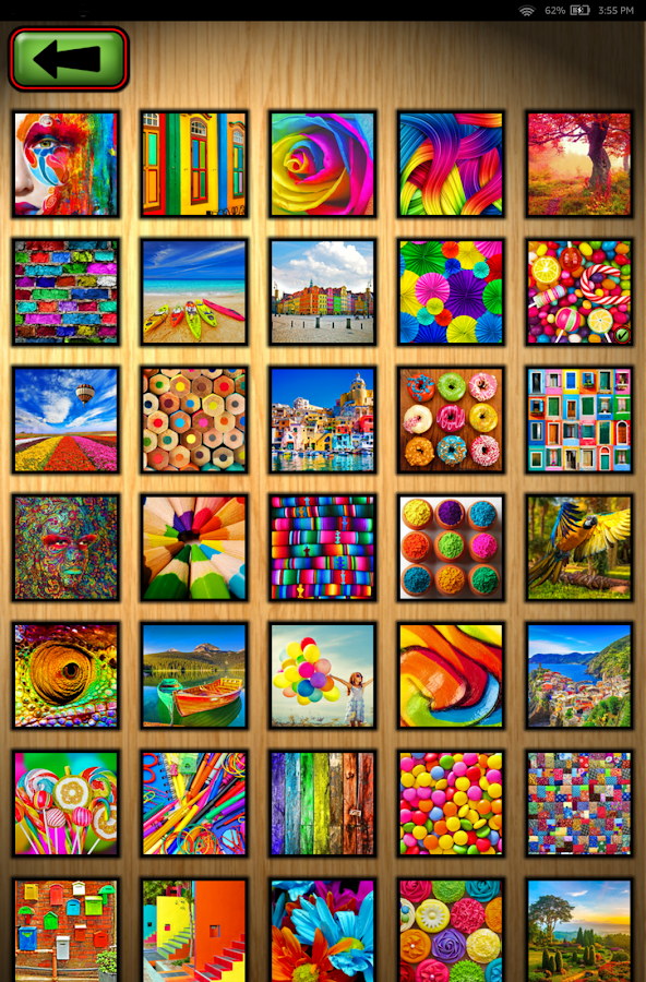 Jigsaw Puzzle- screenshot