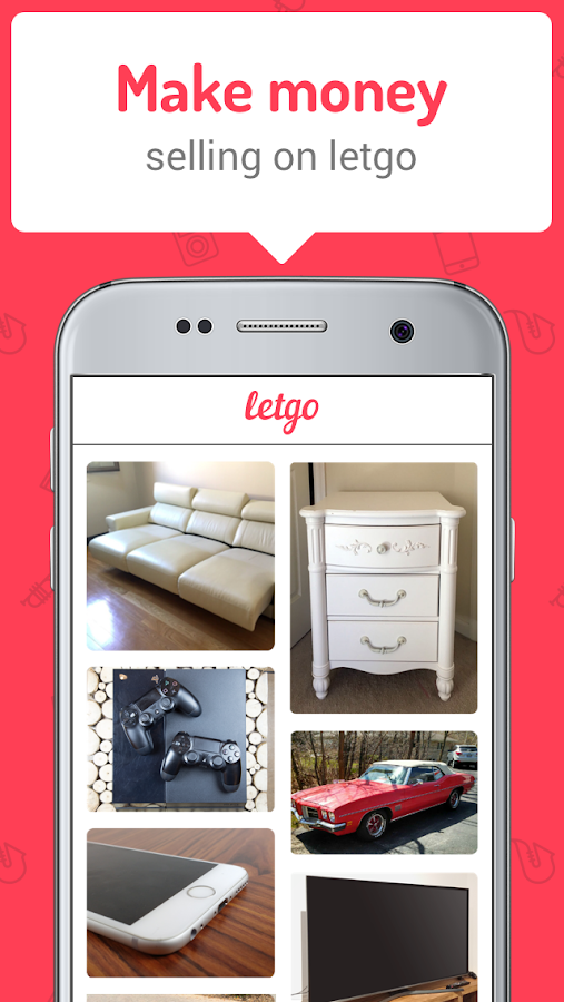 letgo: Buy & Sell Used Stuff- screenshot
