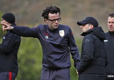 Carlos Rodriguez quitte le RFC Seraing