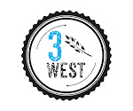 Logo for 3 West