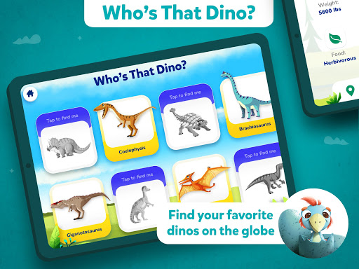 Orboot Dino AR by PlayShifu android2mod screenshots 14