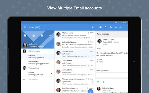 Zoho Mail – Email and Calendar App Download For Android and iPhone 9