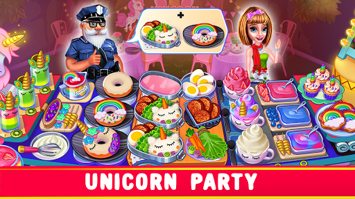 Cooking Party: Restaurant Craze Chef Cooking Games android2mod screenshots 2