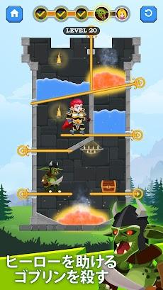 Hero Rescue - ヒーローレスキュー - プリンセスを救出のおすすめ画像2