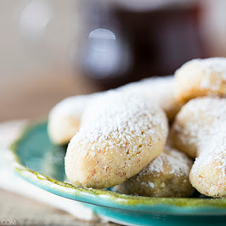 Vanilla Crescents Recipes