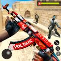 Zombie Gun Shooting Strike: Critical Action Games icon