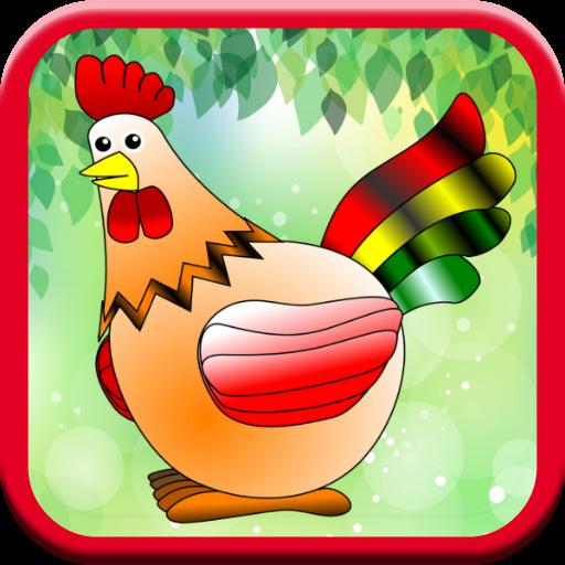Chicken Game: Kids - FREE