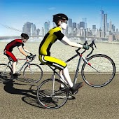 Bicycle Racing Pro Craze