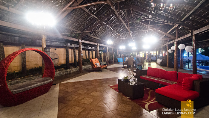 Balai Carmela Tuguegarao Outdoor Lounge