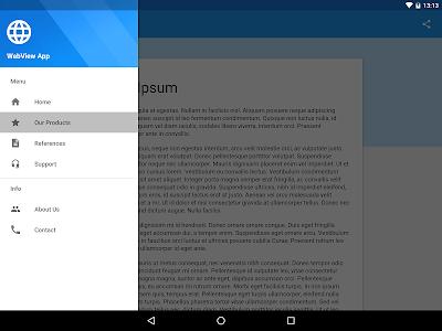 WebView App Demo screenshot 8