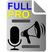 Voice to Text Text to Voice FULL PRO