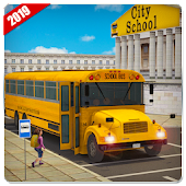 School Bus Driver 2019 Android APK Download Free By Extreme Simulation Games Studio