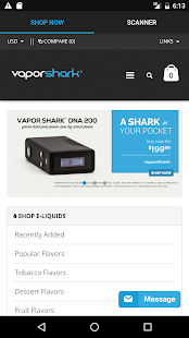 Vapor Shark Mobile- screenshot thumbnail