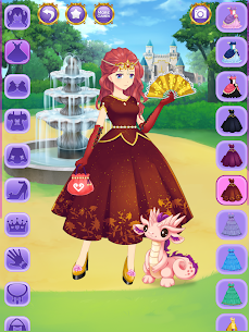 Anime Princess Dress Up 9