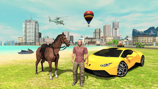 Grand Town Driver: Auto Racing ss1