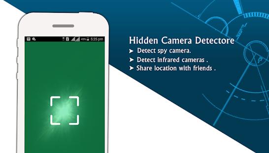 Hidden camera founder camera detector app su google play