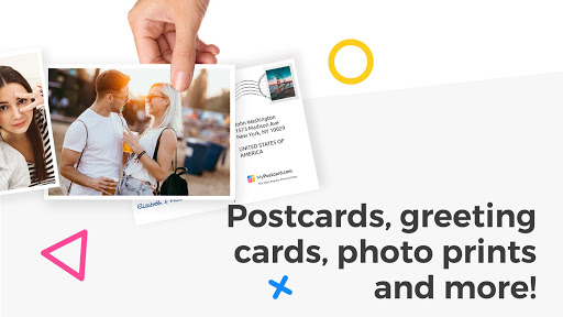 MyPostcard Photo Postcard App and Greeting Cards screenshot 8