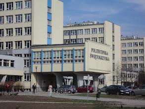 Photo: Kielce Politechnika Świętokrzyska