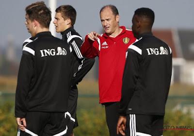 Très large victoire des U17 belges