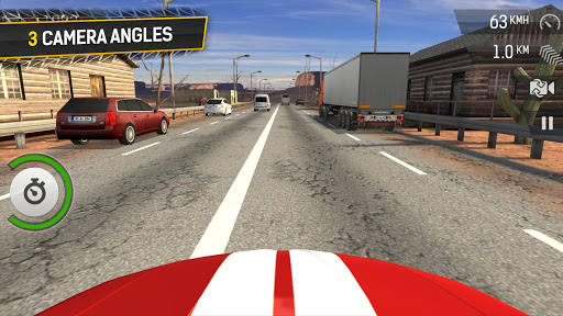 Racing Fever! screenshot 1