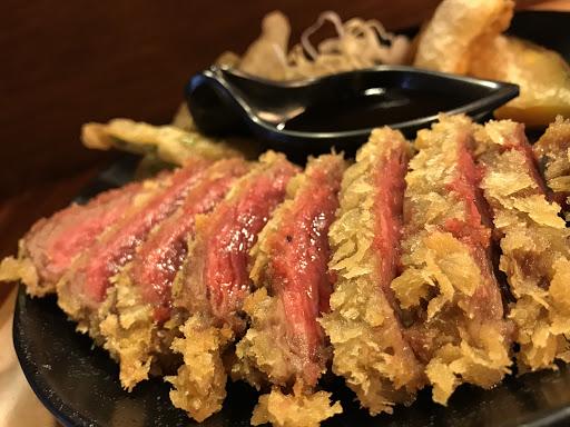 日本味道的丼飯 炸物Cp值超高