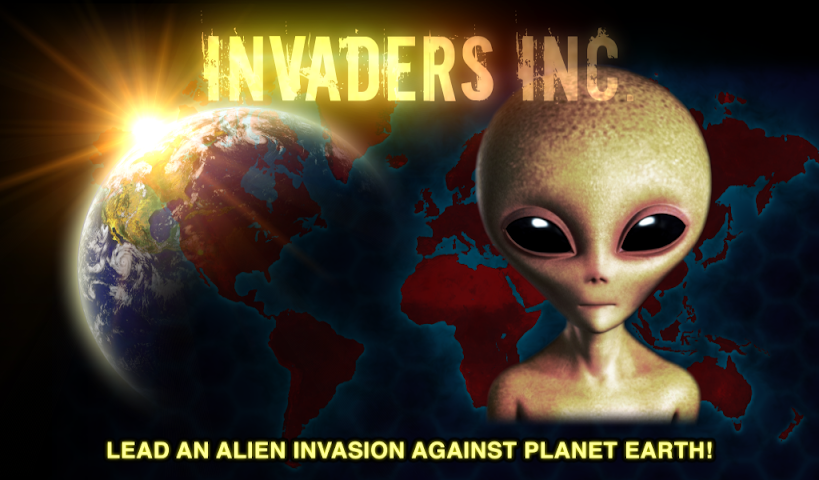 android Invaders Inc. - FREE Screenshot 0