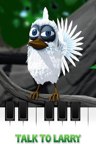 Talking Larry the Bird screenshot 1