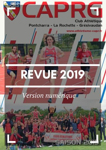 Revue du club 2019