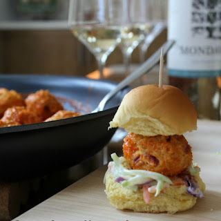 Buffalo Chicken Meatball Sliders Recipe