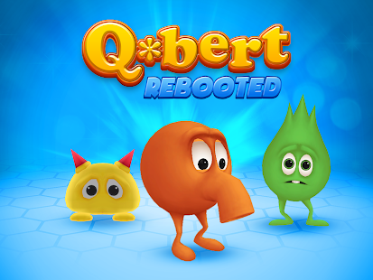 Q*bert: Rebooted Screenshot
