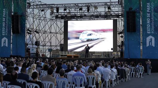 La tarde que Pavarotti estuvo en el puerto de Almería
