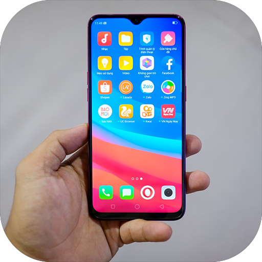 Download Wallpaper for Oppo F9 - F9 Plus - F11 Plus on PC