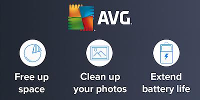 screenshot of AVG Cleaner – Speed, Battery & Memory Booster