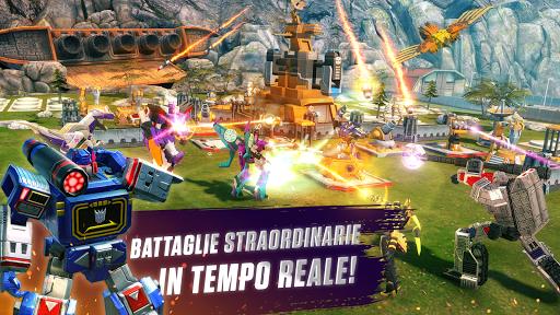 TRANSFORMERS: Earth Wars  άμαξα προς μίσθωση screenshots 2