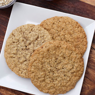 The Ultimate Oatmeal Cookie
