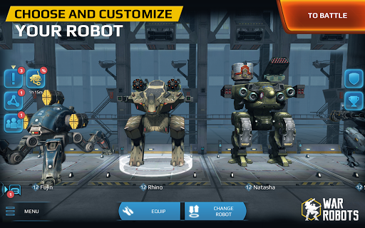 War Robots screenshot 2