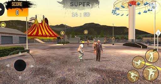 Freestyle Extreme Skater: Flippy Skate screenshots 14