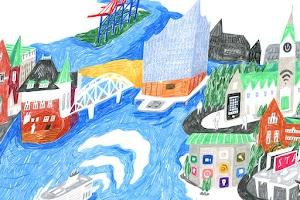 Wie Hamburger Wirtschaft und Kultur digital werden
