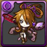 鋼黒装姫フォンセ【デフォルメ】