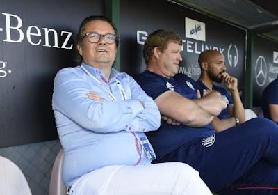 """Zo beleefde Anderlecht-voorzitter Marc Coucke de knappe openingszege: """"In youth we trust"""""""