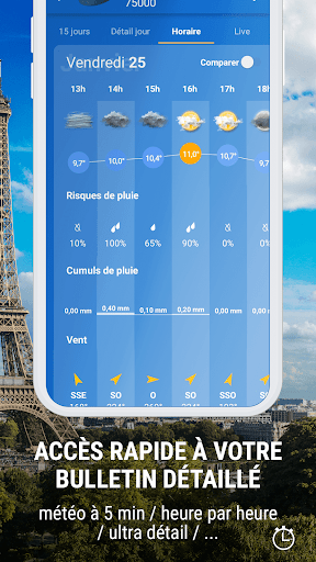 Weather Crave 6.2.2 screenshots 2
