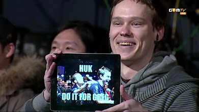 Photo: Huk, Do it for GREG