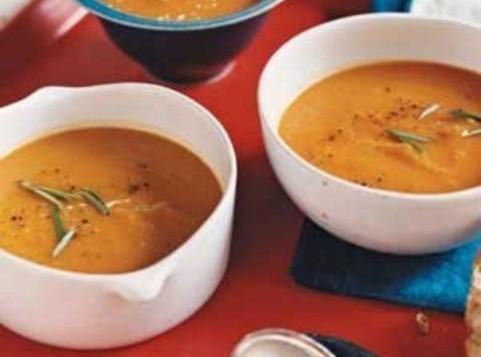Pumpkin-leek Soup Recipe