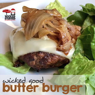 Wicked Good Butter Burgers (Keto, Low Carb, LCHF)