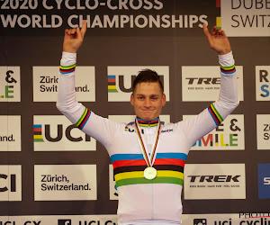 """Van der Poel kreeg zijn wens met weekje skivakantie: """"In het mountainbiken neemt Mathieu risico's van andere orde"""""""